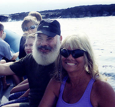 Andrew Weil and Joan