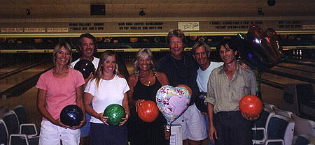 Joan's Birthday Bowling Pod